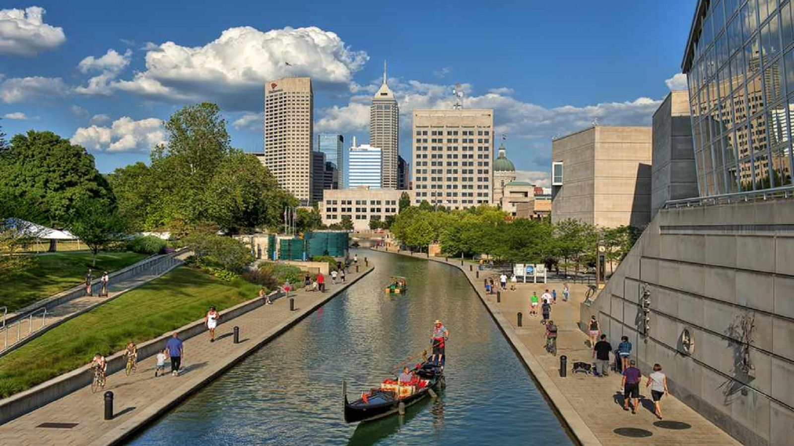 Indianapolis Canal Walk