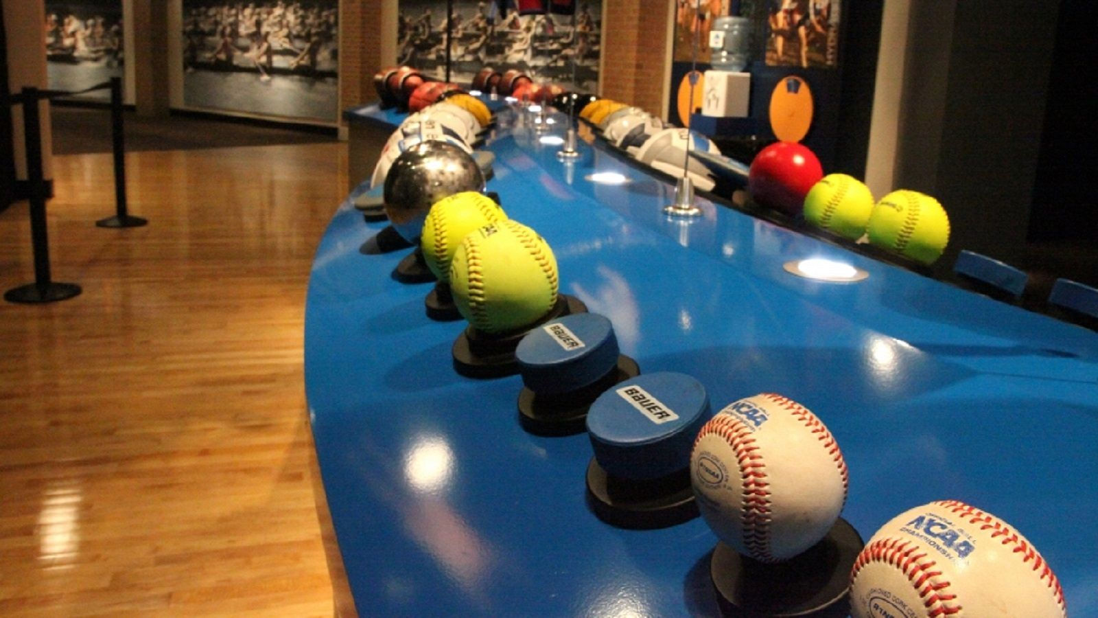 Things to do in Indianapolis - NCAA Hall of Champions