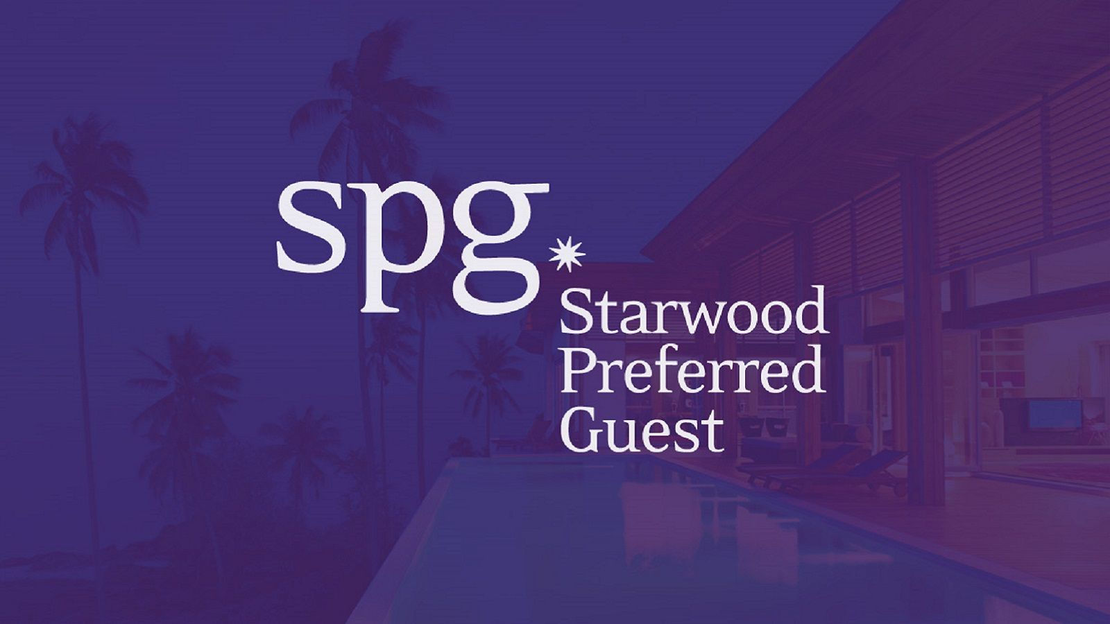Hotel Features - SPG